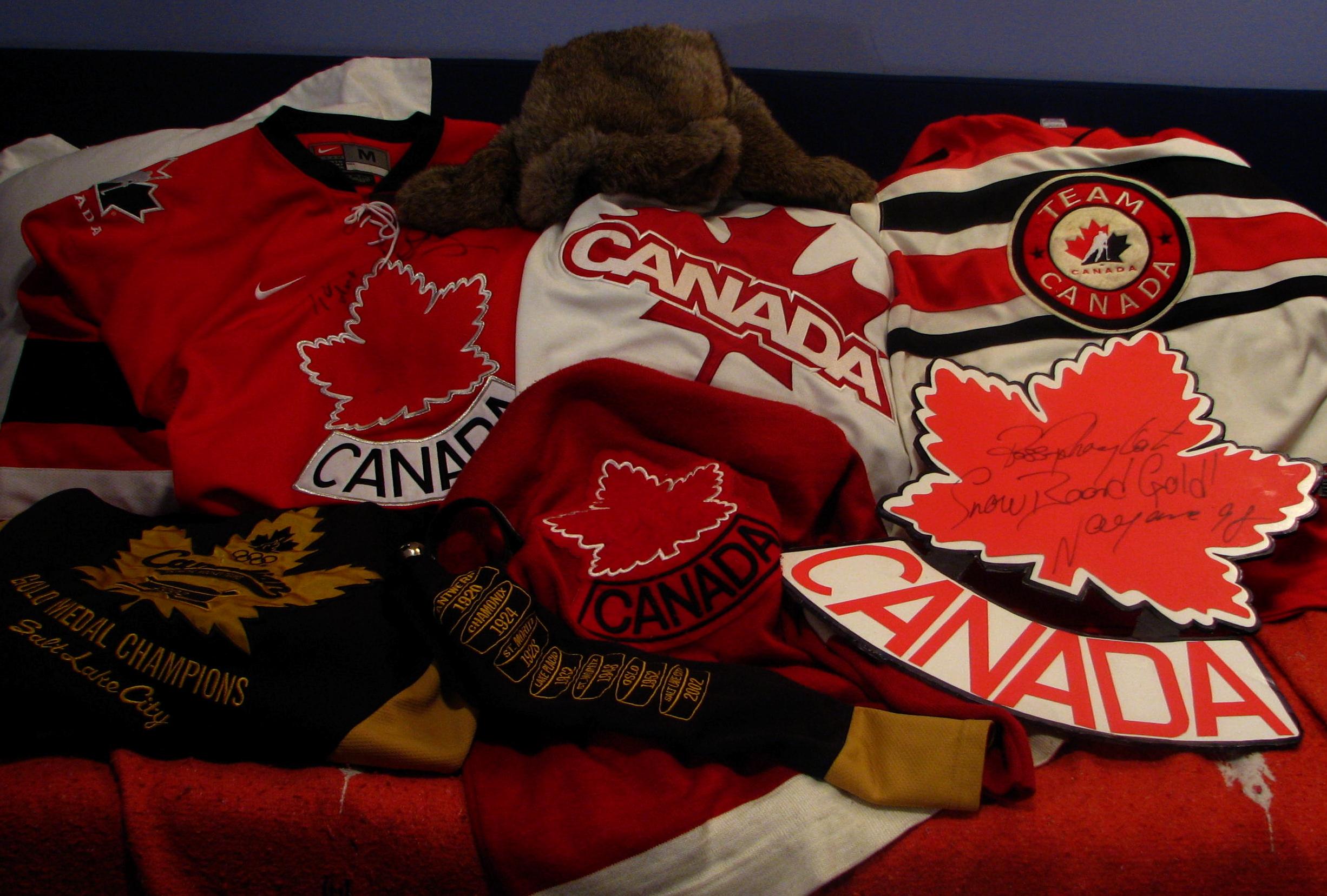 Canada Wins in Turin
