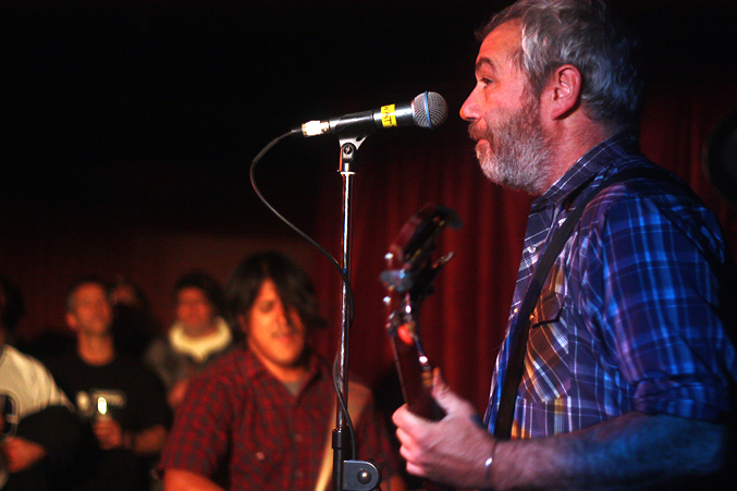 Raul and Mike Watt, Mikala Taylor/BackstageRider.com